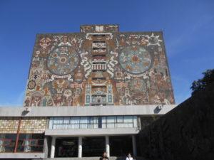 フアン・オゴルマンのモザイク壁画