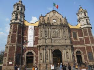 グアダルーペ寺院の旧聖堂