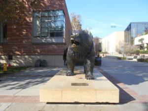 UCLAのマスコット