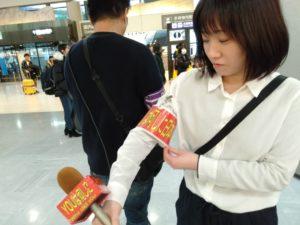 YOUは何しに日本へ取材スタッフ