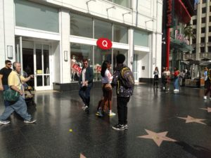 ハリウッドの詐欺師