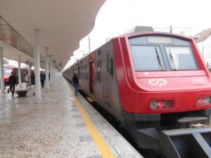 Comboios de Portugal略してCP