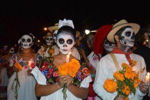 死者の日のお祭り