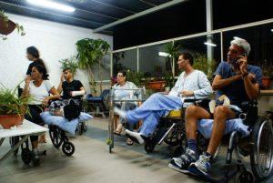 海外の病院のイメージ