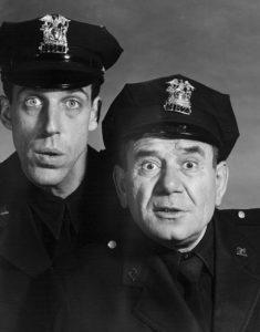 警察官のイメージ