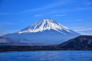 3776mの富士山