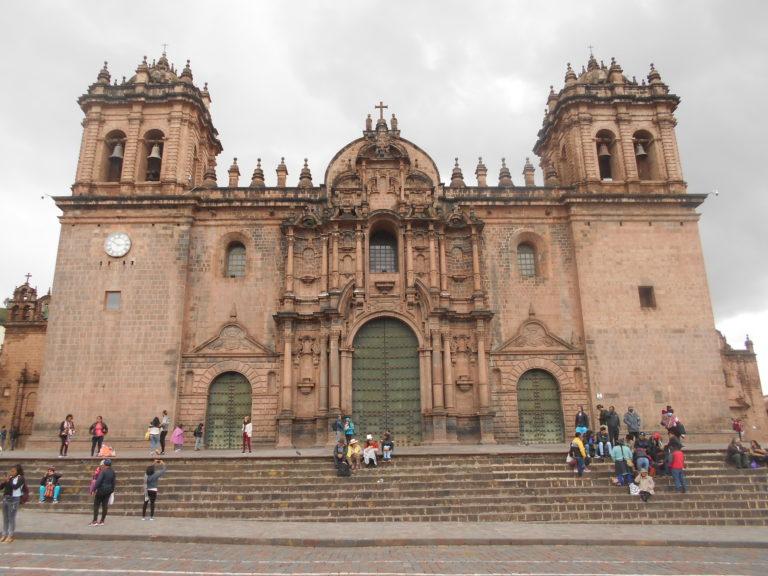 クスコ大聖堂(La Cathedral de Cusco)