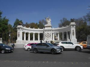 ベニート・フアレス記念碑