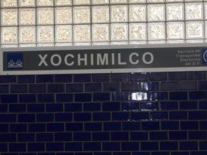 ソチミルコ駅