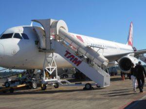 グアルーリョス国際航空に就航するブラジル最大の航空会社
