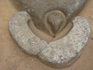 マチュピチュ遺跡・コンドルの神殿