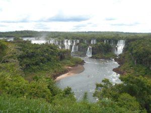 ブラジル側イグアス国立公園