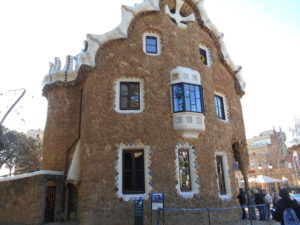 Guell pavilions