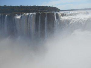 アルゼンチンのイグアス国立公園:悪魔の喉笛