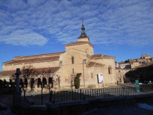 セゴビアのサン・クレメンテ教会