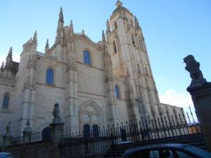 セゴビア大聖堂②