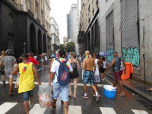 昼間のリオデジャネイロ市内