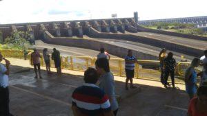 パラグアイ共和国のイタイプダム