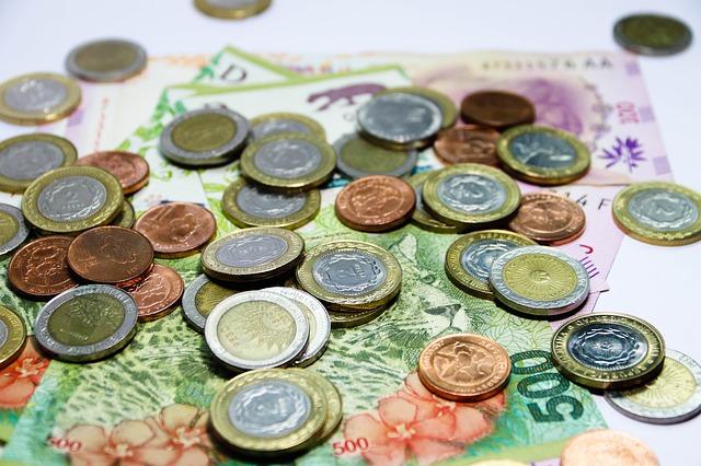 アルゼンチン通貨のペソ