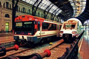スペイン鉄道Renfe