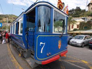 バルセロナのトラム