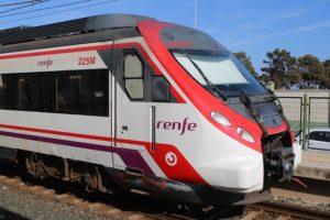 スペイン国鉄のRenfe