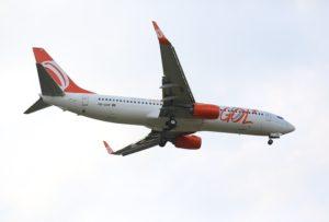 ブラジルの代表的なLCCゴル航空