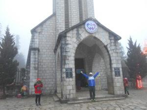 サパ・石の教会