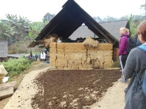花モン族の自宅