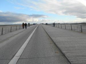 全長760メートルの橋