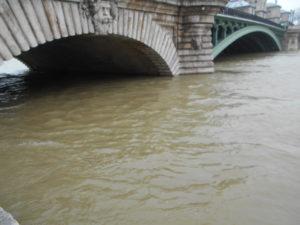 セーヌ川の氾濫③