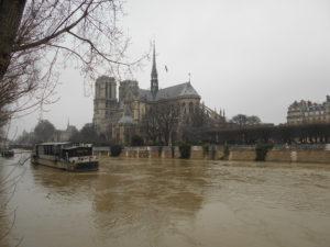 セーヌ川の氾濫②