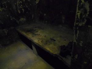 ホアロー収容所の独房