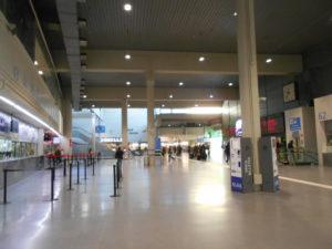 スールバスターミナル