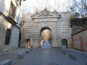 ザクロの門