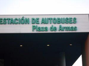 プラザ・デ・アルマス バスターミナル