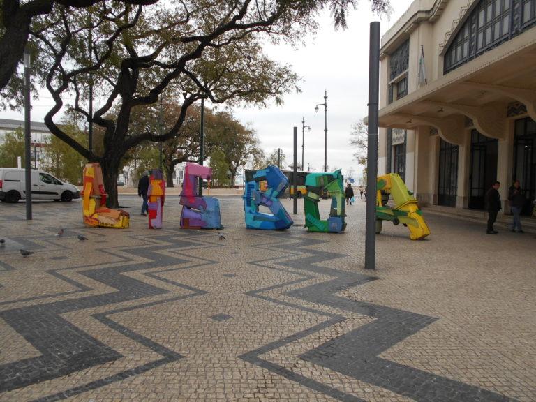 リスボンのモニュメント