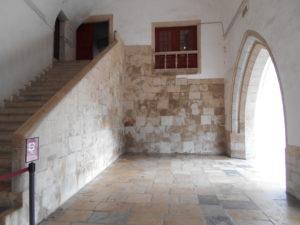 シントラ宮殿入口