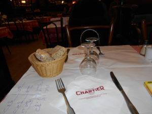 多くの日本人も訪れるパリのレストラン