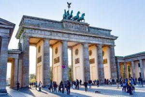 ドイツのブランデンブルク門