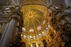 グラナダ大聖堂内部