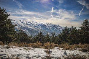 グラナダの絶景「シエラネバダ山脈」