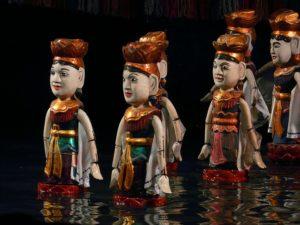 水上人形劇