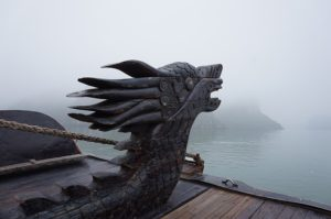 ハロン湾伝説のイメージ