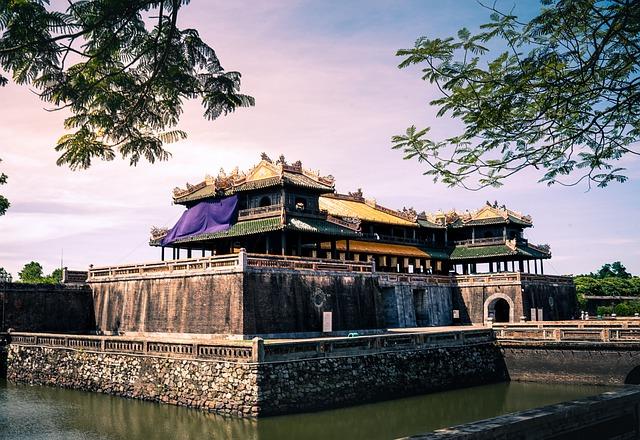 グエン朝の王宮