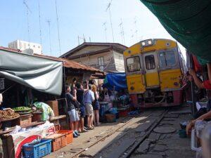 メークロン鉄道市場