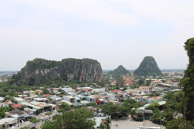 孫悟空が500年閉じ込められていた「五行山」通称マーブルマウンテン