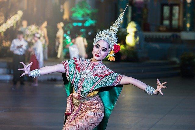 タイのダンサー