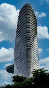 サイゴンスカイデッキがあるビテクスコ・フィナンシャル・タワー