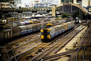タイの国鉄「フアランポーン駅」